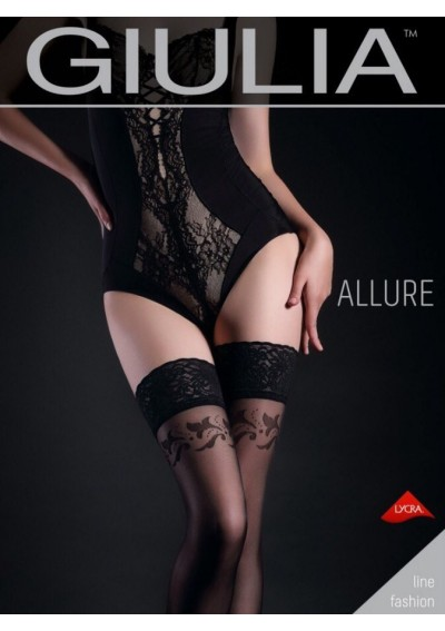 Чулки Giulia Allure 20