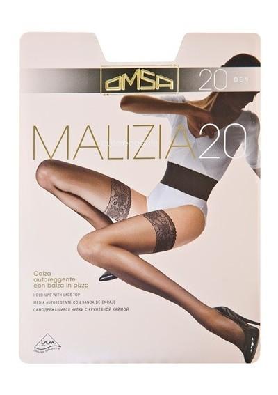Чулки Omsa Malizia 20